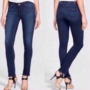 Paige Skyline Skinny Denim Jeans Size 31